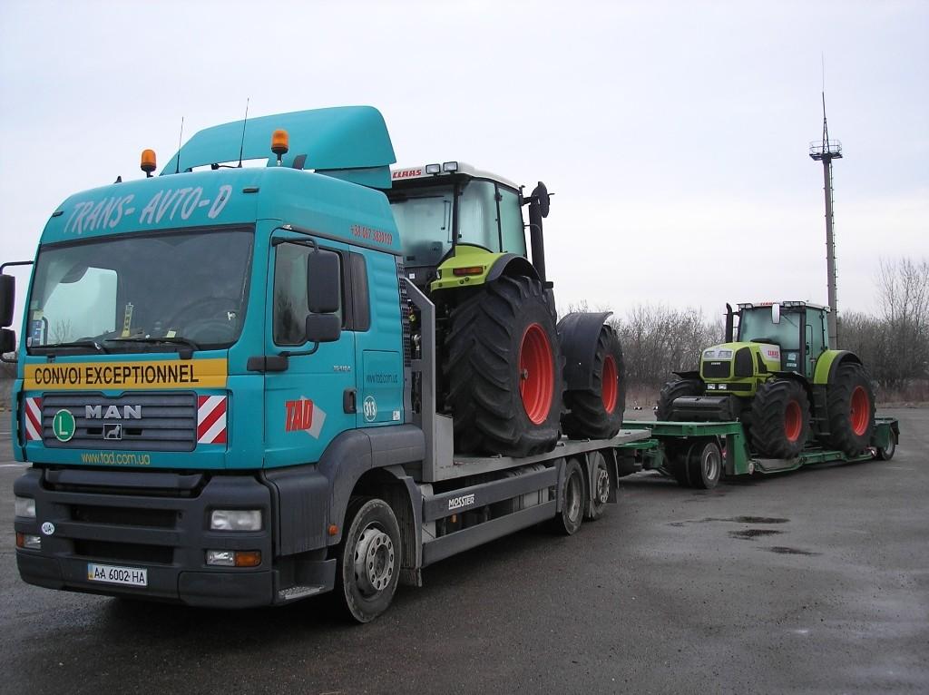 Versand von traktoren tad deutschland for Versand deutschland